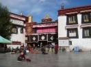 Лхаса, Тибет, в городе