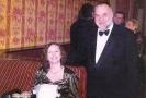 Альфред Притц, президент Европейской Ассоциации психотерапевтов, и Ирина Чобану